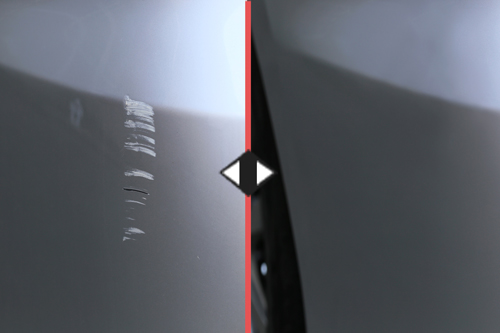 Utah Mobile Paintless Minor Collision Dent Repair